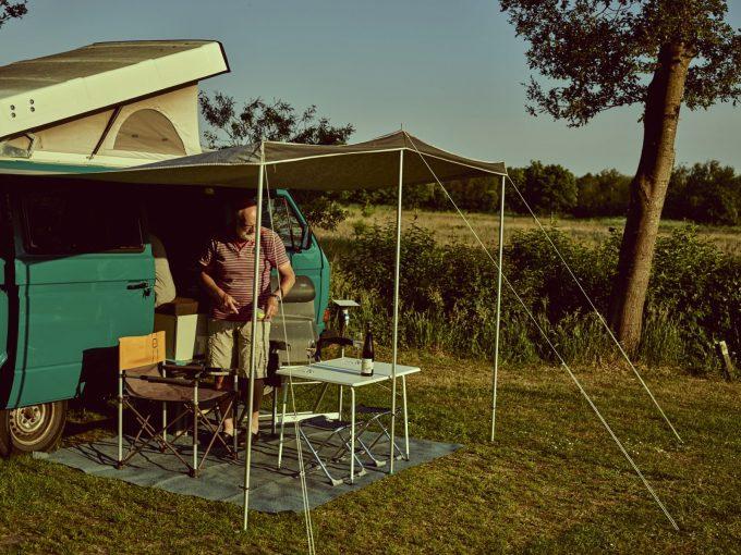 Kamperen met je camper op Camping Midden Drenthe