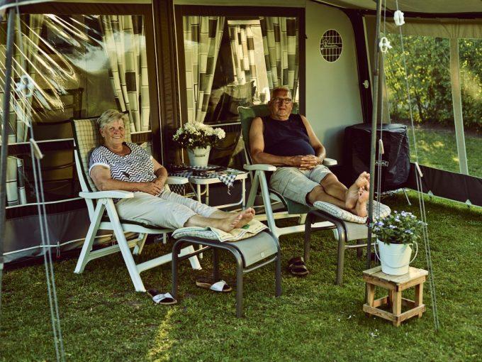 Kamperen op Camping Midden Drenthe